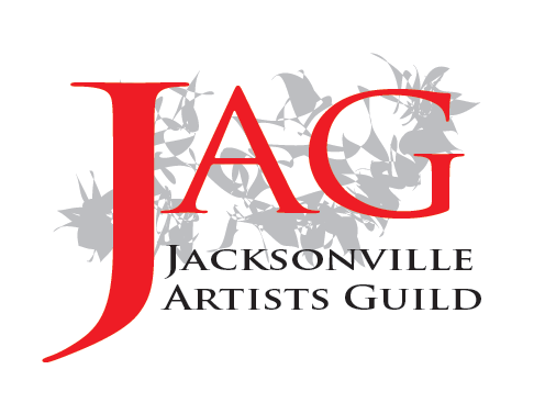 Logo for the Jacksonville Artists Guild